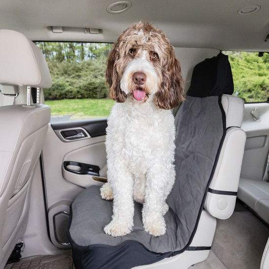 Happy Ride™ Quilted Bucket Seat Cover