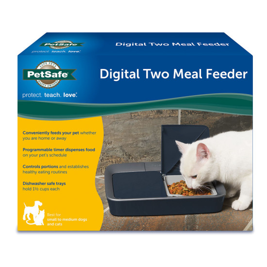 petsafe 5 meal automatic feeder manual