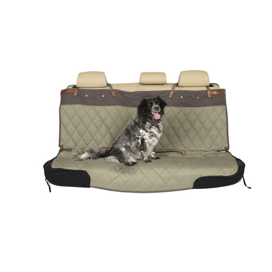 Super Happy Ride Quilted Bench Seat Cover By Petsafe Grp Qbsc Caraccident5 Cool Chair Designs And Ideas Caraccident5Info