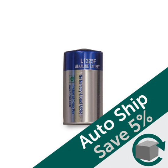 6-Volt Alkaline Battery