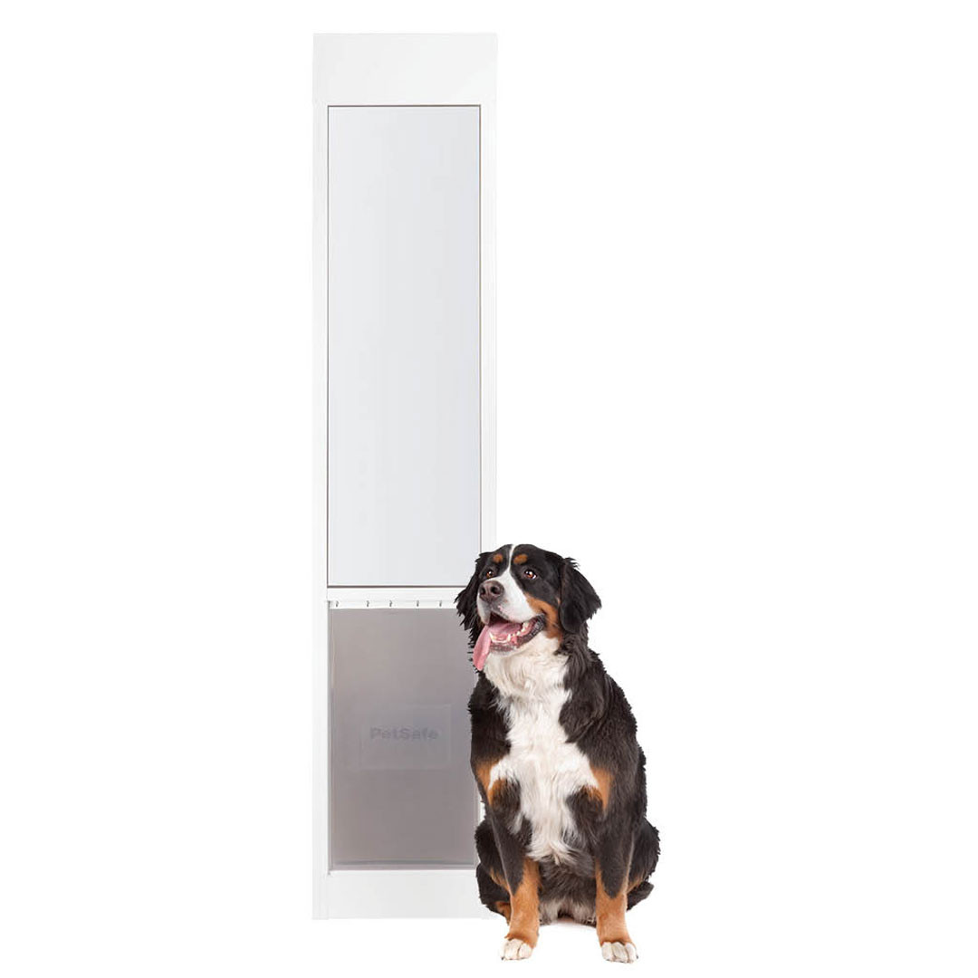 Freedom Aluminum Patio Panel Up To 80 11 16 Inches By Petsafe Grp Fpp81