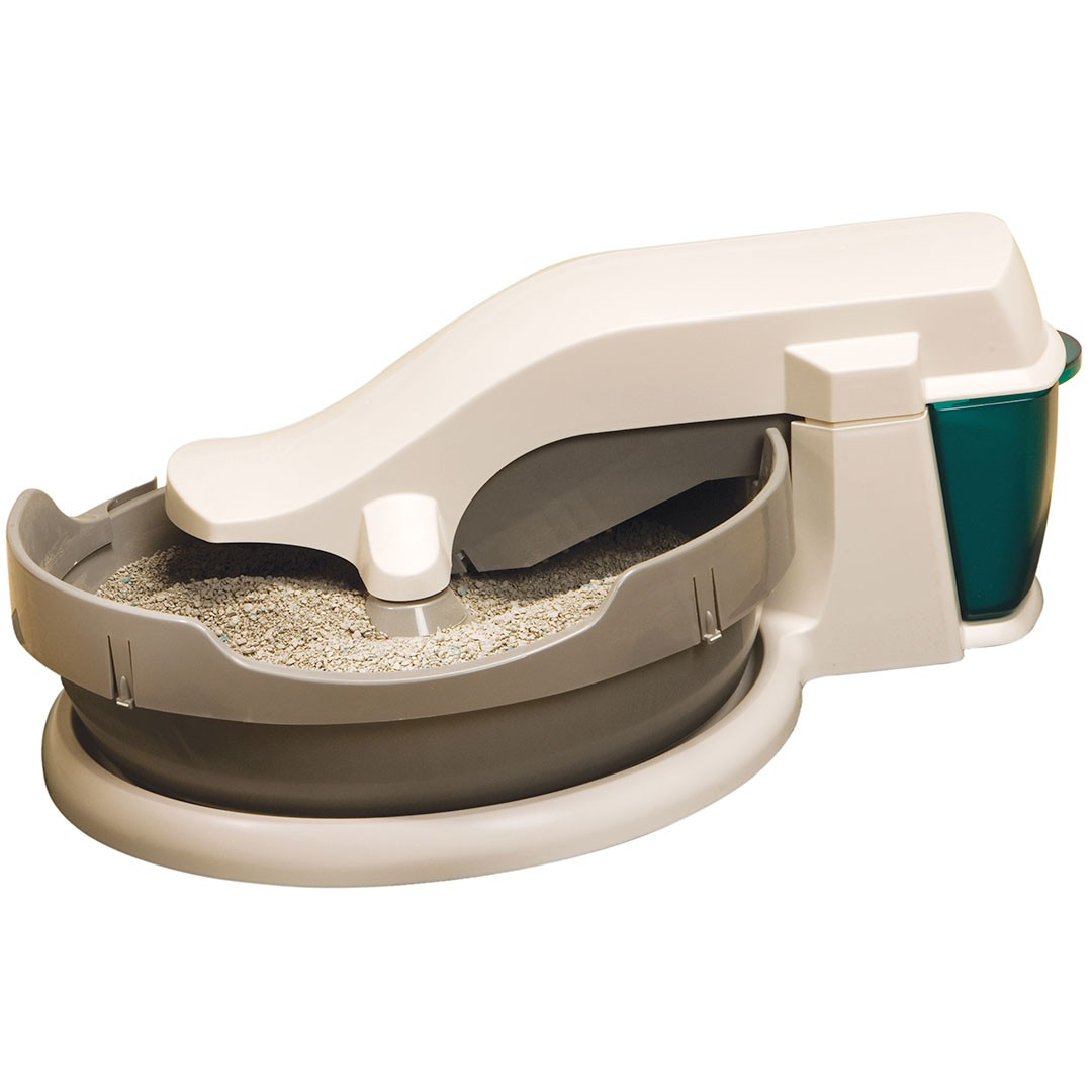 Simply Clean 174 Automatic Litter Box By Petsafe Pal17 10786
