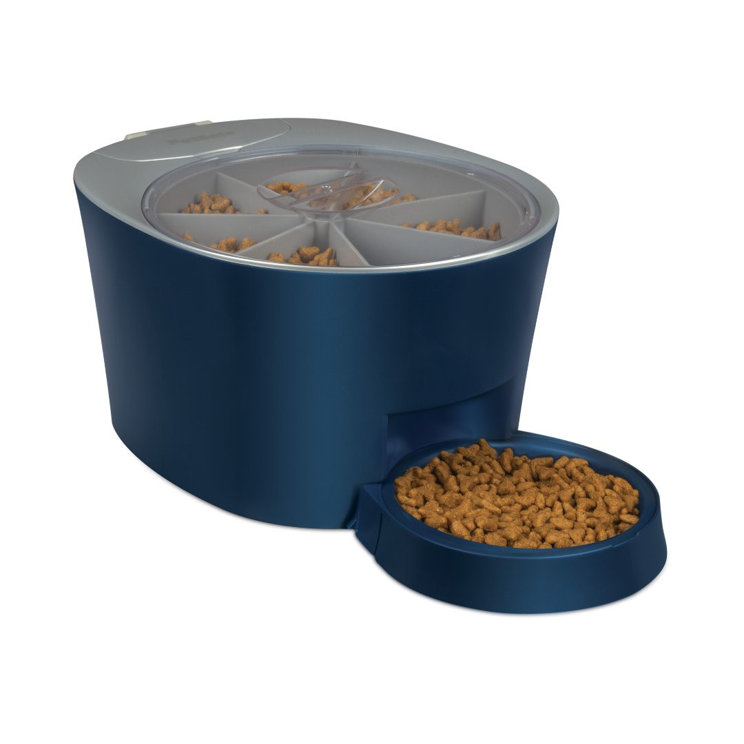 Six Meal Feeder By Petsafe Pfd00 15956