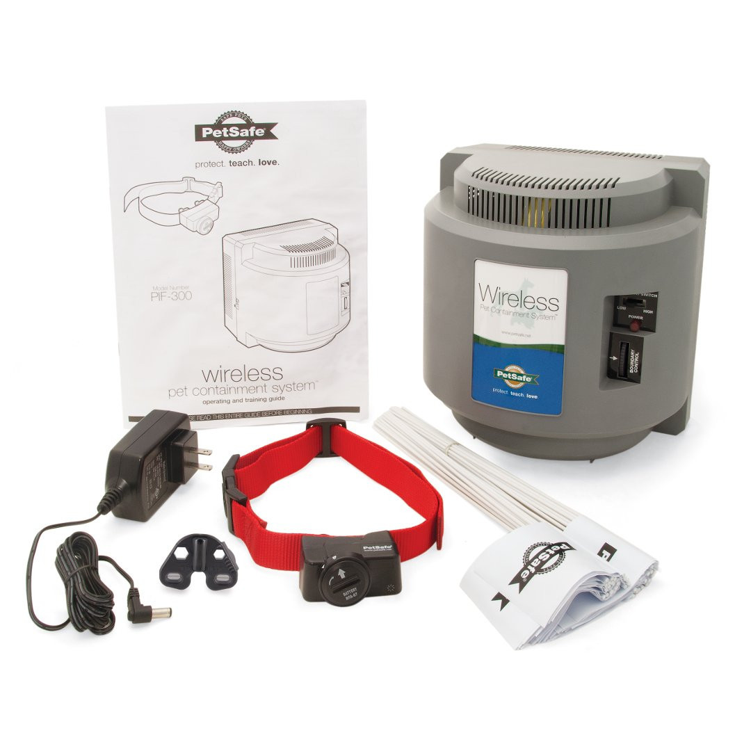 Wireless Pet Containment System Refurbished By Petsafe