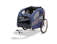Happy Ride™ Aluminum Dog Bicycle Trailer