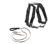 3 in 1 Harness + Two Point Control Leash