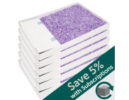ScoopFree® Litter Box Tray Refill with Lavender Crystals, 6-Pack