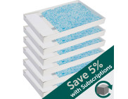 ScoopFree® Premium Blue Crystal Litter Trays, 6-Pack