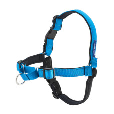 Deluxe Easy Walk® Harness - Medium/Large, Ocean