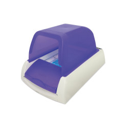 ScoopFree® Ultra Self-Cleaning Litter Box, Purple